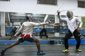 Delapan Atlet Anggar Sumsel Lakukan Persiapan Jelang PON Papua Page 1 Small