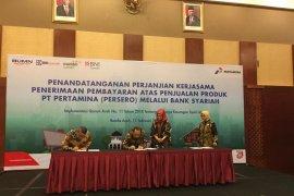 Pertamina-Bank Syariah jalin kerja sama Pembayaran Penjualan Produk di Aceh