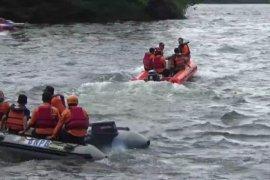 BPBD Magetan siagakan perahu tangani kecelakaan air di Telaga Sarangan