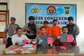 Polsek Tampaksiring-Gianyar tangkap dua residivis