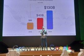 Google predicts Indonesia's digital economy to reach Rp1.7 quadrillion