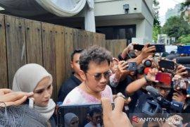 """Hanung Bramantyo ungkap Ashraf Sinclair akan main di film """"Satria Dewa Gatotkaca""""."""