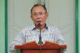 Bupati Halut konsultasi masalah DBH ke DPR-RI