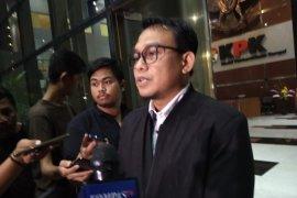 KPK terima berkas laporan terkait Gubernur Sumut Edy  Rahmayadi