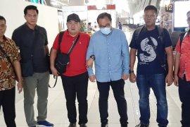 Kejati Sumut eksekusi buronan kasus korupsi ke Lapas Tanjung Gusta