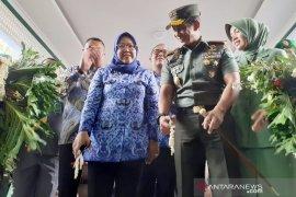 Bupati bekali anggota TNI Bogor motor trail untuk awasi Sungai Ciliwung