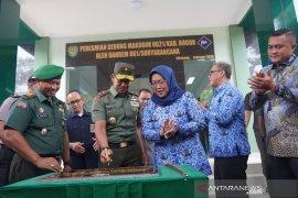 Pemkab Bogor anggarkan Rp9,96 miliar untuk revitalisasi Makodim 0621
