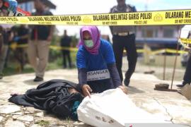 Pelaku pembunuhan wanita di Lanjak divonis sembilan tahun penjara