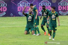 Aji Santoso akui puas kemenangan Persebaya