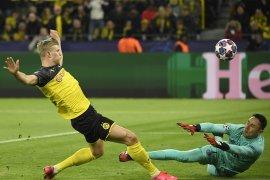 Liga Champions - Dortmund bungkam PSG 2-1