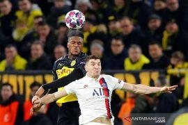 Liga Champions - Laga PSG vs Dortmund digelar tanpa penonton