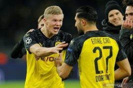 Borussia Dortmund membungkam PSG dengan skor 2-1