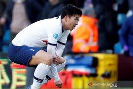 Liga Inggris - Usai jalani wamil di Korea Selatan, Son Heung-Min kembali ke London