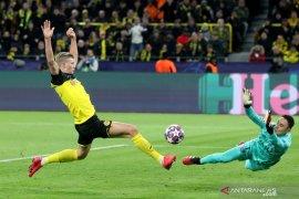 Haaland bertekad akhiri dominasi Bayern selama delapan tahun