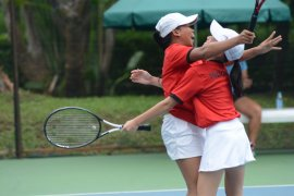 Tim putri Indonesia puncaki klasemen kualifikasi Asia/Oseania