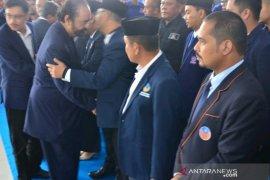 Surya Paloh lantik 6 pengurus DPD Partai Nasdem di Sumatera Utara