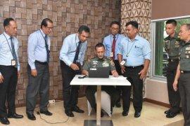 Pangdam BB: TNI jadi contoh menyampaikan SPT lebih awal