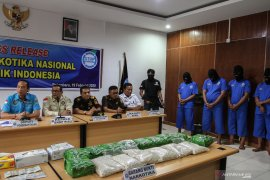BNN minta hukum mati oknum polisi terlibat sindikat narkoba internasional