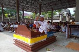 Umat Hindu Belitung rayakan Galungan