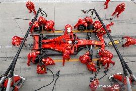 Formula 1 menjalani tes pramusim di Barcelona
