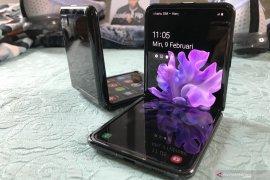 Ini rahasia layar kaca Samsung Galaxy Z Flip bisa dilipat