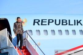 Presiden Jokowi ke Riau dan Aceh