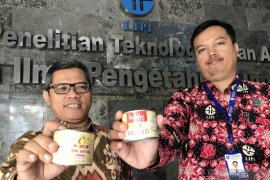 LIPI kalengkan seratusan masakan tradisional Indonesia