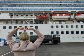 Empat WNI di Kapal Pesiar Diamond Princess positif corona