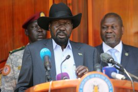 Sudan tunjuk dubes untuk Amerika Serikat setelah kosong puluhan tahun
