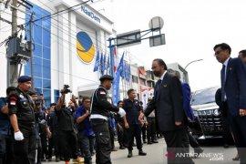 Surya Paloh resmikan gedung DPW Partai NasDem Sumut