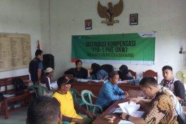 Pertamina Hulu Energi bayarkan kompensasi 1.999 warga Karawang