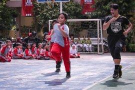 DBL dan KFC gelar olimpiade seni dan olahraga SD di Surabaya
