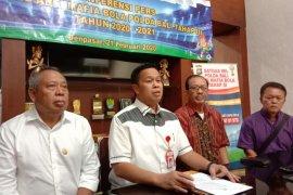 Polda Bali buat Satgas Anti-Mafia Bola Tahap III