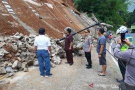 BPBD Garut: Longsor di Limbangan terjadi saat gempa Tasikmalaya