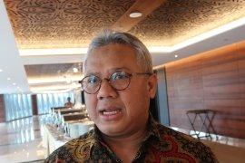 Ketua KPU Arief Budiman diperiksa KPK
