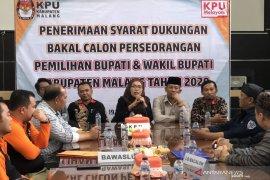KPU Malang tunggu kelengkapan syarat dukungan bakal paslon perseorangan