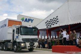 Ekspor Riau Januari-April naik 7,88 persen begini penjelasannya