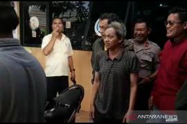 Tiga oknum ojek pangkalan pelaku pemerasan ditetapkan tersangka