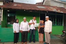 LAZIS-NU Pontianak salurkan bantuan untuk Fitrah Ramadhan