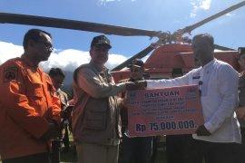 Angin kencang, helikopter Wagub Sumbar tak capai lokasi bencana