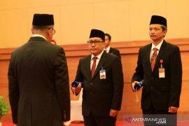 Pejabat baru Kepala Perwakilan Bank Indonesia Kalbar