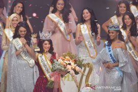 Pricilia Carla Yules asal Sulsel dinobatkan sebagai Miss Indonesia 2020 Page 2 Small