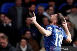 Chelsea perpanjang kontrak Giroud sampai 2021