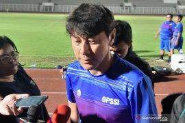 Shin Tae-yong akan bertemu ketua umum PSSI secara virtual