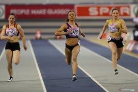 Atletik Inggris minta atlet tak berlatih di luar negeri