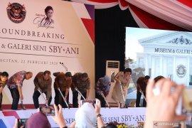 Groundbreaking Museum SBY-Ani di Pacitan