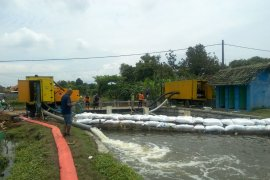 BPBD Sidoarjo fokus normalisasi sungai atasi banjir di Tanggulangin