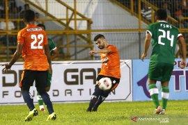 Persiraja ditahan imbang Bhayangkara FC di babak pertama