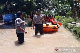Ratusan rumah di Desa Sumberagung Jember terendam banjir