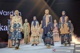 Sektor busana muslim potensial berkontribusi pada ekonomi Indonesia